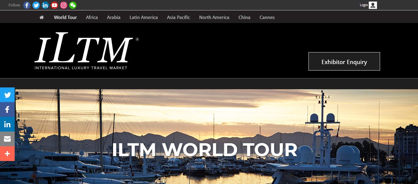 ILTM World Tour (アジア)にBest of the Fuji を代表して参加します
